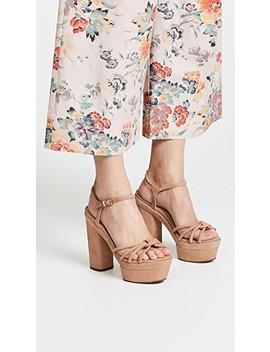Faubina Platform Sandals by Schutz