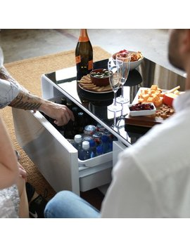 Sobro Smart Coffee Table With Storage & Reviews by Sobro