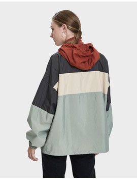 Charly Pullover Jacket In Sage Multi by Farrow