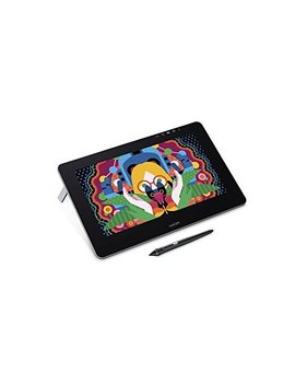 "Wacom Dth1320 Ak0 Cintiq Pro 13"" Creative Pen Display With Link Plus, Hd Lcd Graphics Monitor, Dark Gray by Wacom"