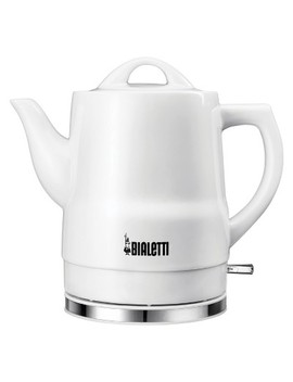 Bialetti Ceramic Kettle   White by Bialetti