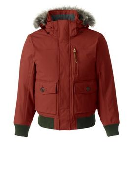 Men's Expedition Bomber Jacket by Lands' End