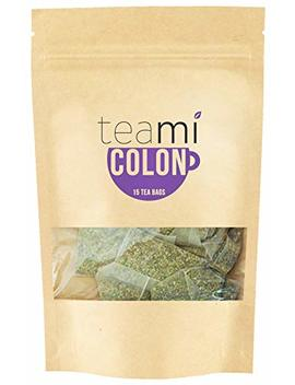Detox Tea For Teatox & Weight Loss To Get A Skinny Tummy | Colon Cleanse By Teami Blends | Best To Raise 100 Percents Natural Energy & Boost Metabolism | Reduce Bloating And Constipation. by Teami