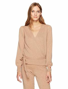 Dear Drew By Drew Barrymore Women's Weekend Cashmere Wrap Top by Dear Drew By Drew Barrymore