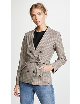 Double Breasted Blazer by Scotch & Soda/Maison Scotch