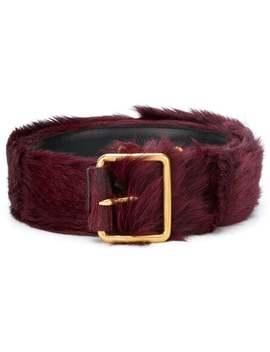 Pradaappliqué Buckle Belthome Women Prada Accessories Belts by Prada