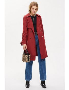 Trench Coat by Topshop