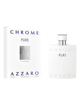 Chrome Pure Eau De Toilette by Azzaro