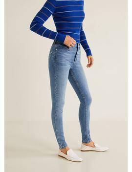 Super Skinny Trousers by Mango