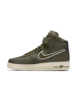 Nike Air Force 1 High Premium I D by Nike