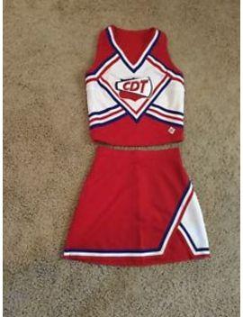 Authentic Cheerleading Uniform Cheerleader&Da<Wbr>Nz Team by Cheerleader&Damz Team
