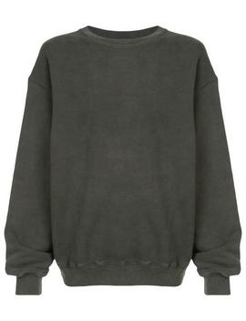 Yeezy Sweatshirt In Oversized Passform Home Herren Yeezy Kleidung Sweatshirts by Yeezy