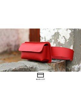 Leather Waist Bag C030, Fanny Pack, Belt Bag, Waist Bag, Waist Pack, Leather Belt Bag, Hip Bag, Leather Pack, Leather Bag, Festival Bag by Bagllet Store