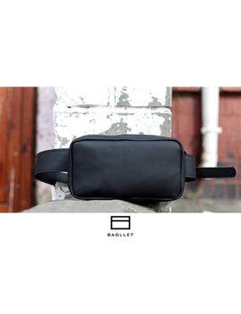 Leather Waist Bag C029, Fanny Pack, Belt Bag, Waist Bag, Waist Pack, Leather Belt Bag, Hip Bag, Leather Pack, Leather Bag, Festival Bag by Bagllet Store