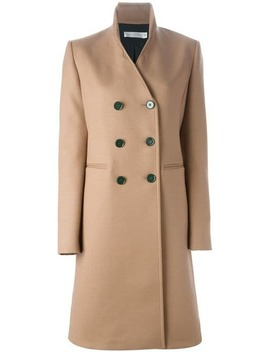 Double Breasted Coat by Victoria Beckham