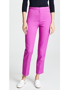 High Waisted Skinny Pants by Milly