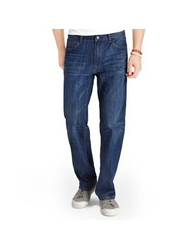 Big & Tall Izod Relaxed Fit Jeans by Kohl's