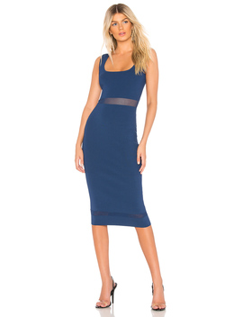Kennedy Knit Midi Dress by About Us
