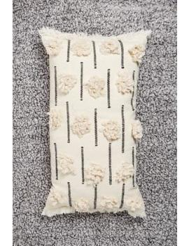Edra Woven Cushion by Urban Outfitters