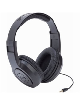 Sr Over The Ear Headphones   Black by Samson