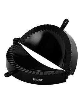 Imusa Usa Imu 71006 W Jumbo Empanada Maker, Black by Imusa