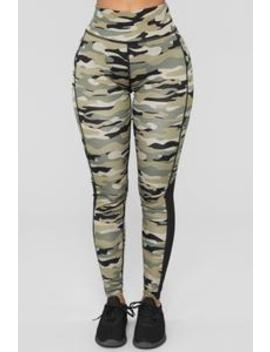 Kelsie Active Leggings   Grey by Fashion Nova