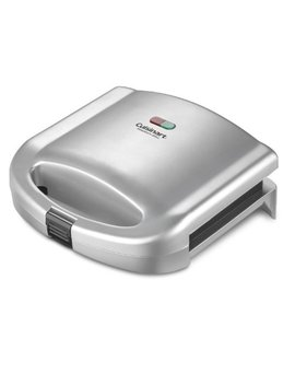 Cuisinart Dual Sandwich Nonstick Electric Grill by Cuisinart