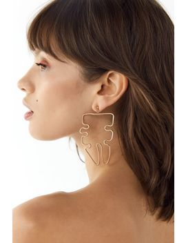 Oxbow Designs Leaf Earring by Oxbow Designs