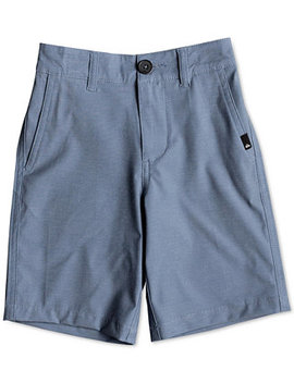 Union Heathered Amphibian Shorts, Toddler Boys by Quiksilver