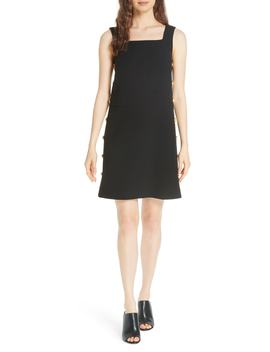 Millie Sleeveless Shift Dress by Tory Burch