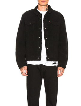 Sherpa Face Trucker by Levi's Premium