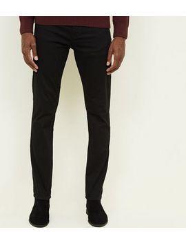 Black Slim Fit Jeans by New Look
