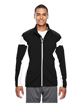 Team 365 Men's Elite Performance Full Zip by Team 365
