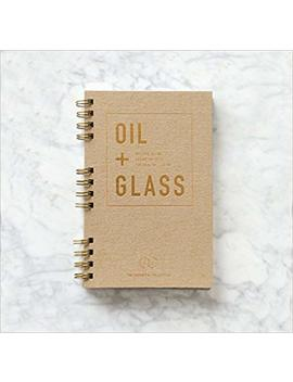 Oil + Glass Recipe Book by Amazon