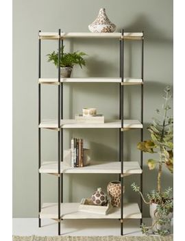Aurelia Bookshelf by Anthropologie