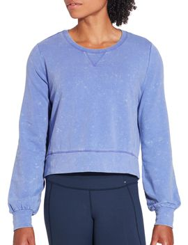 Calia By Carrie Underwood Women's Effortless Pullover Sweatshirt by Calia By Carrie Underwood