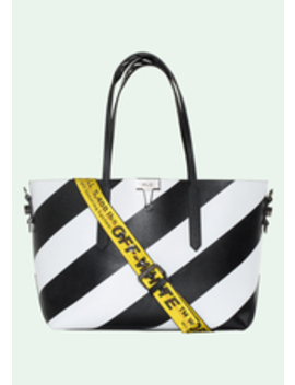 Diag Medium Tote by Off White