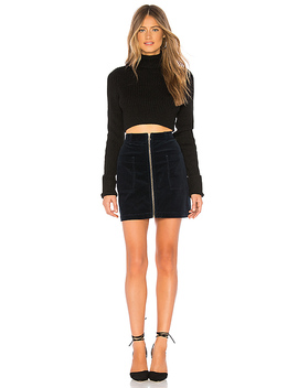 Patch Pocket Corduroy Mini Skirt by 1. State