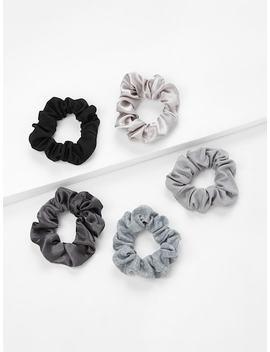 Haar Scrunchie 5pcs by Sheinside