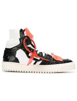 Low 3.0 Sneakers by Off White