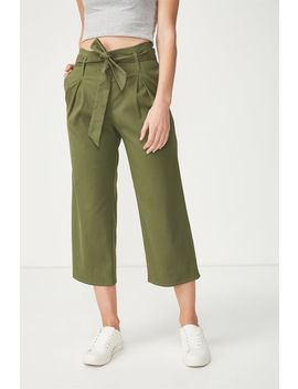 Holly Paperbag Chino by Cotton On