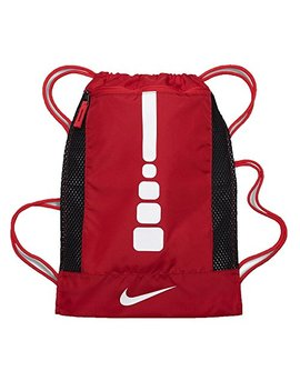 Nike Hoops Elite Gym Sack Pack Black by Nike