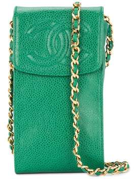 Crossbody Phone Case by Chanel Vintage
