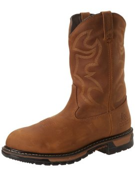 Rocky Men's Fq0002733 Western Boot, by Rocky