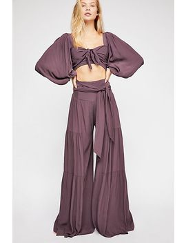 Fp One Palermo Long Sleeve Set by Free People