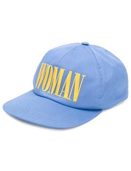 Embroidered Woman Baseball Cap by Off White