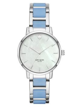 Metro Bracelet Strap Watch, 34mm by Kate Spade New York