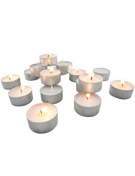 Stonebriar Collection Unscented Tea Light Candles, 200 Pack by Stonebriar Collection