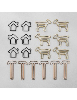 Paper Clip Shapes (18ct)   Hearth & Hand™ With Magnolia by Shop This Collection