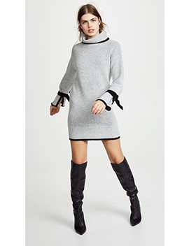 Turtleneck Sweater Dress by J.O.A.